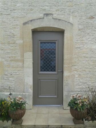 Super Porte d'entrée - Logikinov, fenêtres, portes et pergolas à Caen HH08
