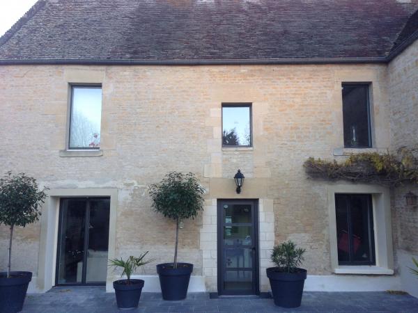 Fenêtres Aluminium Région Normandie Logikinov Fenêtres Portes Et