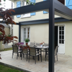 pergola toit retractable cabourg