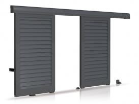 volets battants coulissants logikinov fen tres portes et pergolas caen. Black Bedroom Furniture Sets. Home Design Ideas